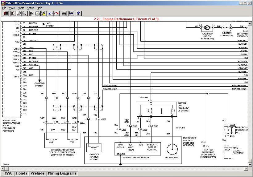 wiring is it possible to bypass the crank position sensor w the crank 92 honda prelude wiring diagram at edmiracle.co